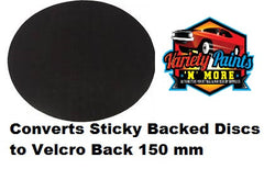 150mm Velcro Convertor Pad Sticky to Velcro
