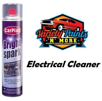 CarPlan 'Bright Spark' Electrical Contact Cleaner 400ml