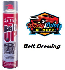 CarPlan 'Belt Up' Belt Dressing Anti Slip 400ml