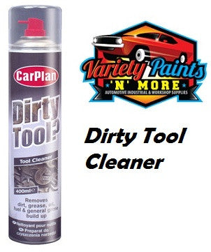 CarPlan 'Dirty Tool' Tool Cleaner