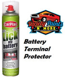 CarPlan 'Lick My Battery' Terminal Protector 400ml