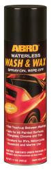 Abro Waterless Wash & Wax