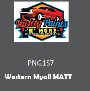 Variety Paints Western Myall GR23 PNG1S7 MATT FINISH Spray Paint 300g