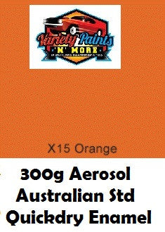 Munsell 2.5 YR6/14 Orange Custom Spray Paint 300 gram
