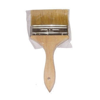 Osy 100mm Premium Paint Brush Wood Handle