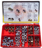 Torres All Metal Self Locking Nuts Auto (Various) 100 pieces per box