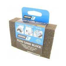Norton Flexisand Sanding Block Medium/Fine