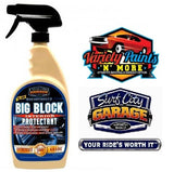 Big Block Interior Protectant 24oz Surf City Garage    Variety Paints N More