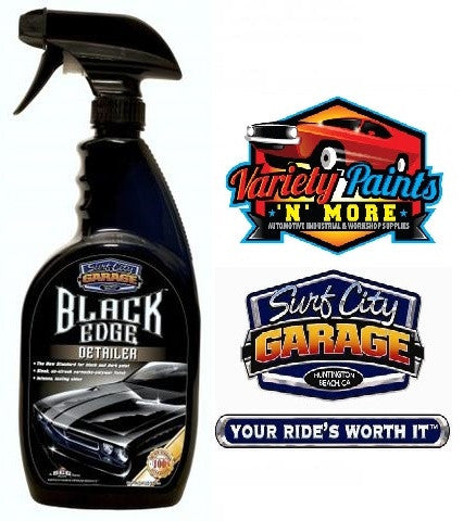 Black Edge Detailer 24oz 709ml Surf City Garage