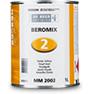 A4D ARCTIC White Ford/Mazda Debeers 500ml Beromix 2000 2K Paint Mix