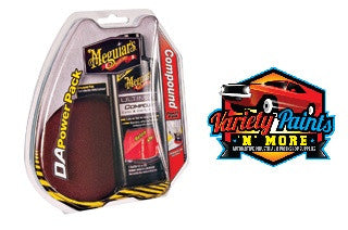 Meguiars Ultimate Compounding Power Pack