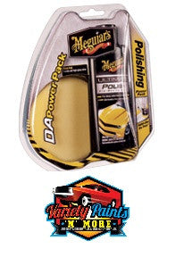 Meguiars Ultimate Polishing Power Pack
