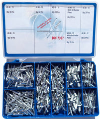 Torres Aluminium Pop Rivets 300 Pieces