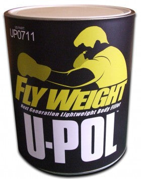 UPol Flyweight Light Weight Body Filler  3 Litre Can