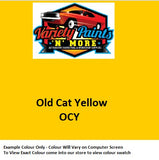 Variety Paints Old Cat Yellow Industrial  Spray Paint 300g