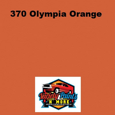 LAM-370 Laminex Olympia Orange Custom Mixed Spray Paint 2K 300 Gram