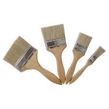 Osy 25mm Premium Paint Brush Wood Handle