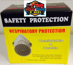 1/2 Respirator Mask with Filter