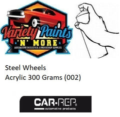 Steel Wheels Acrylic 300 Grams (002) WSG
