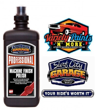 Professional Machine Finishing Polish 473ml Surf City Garage