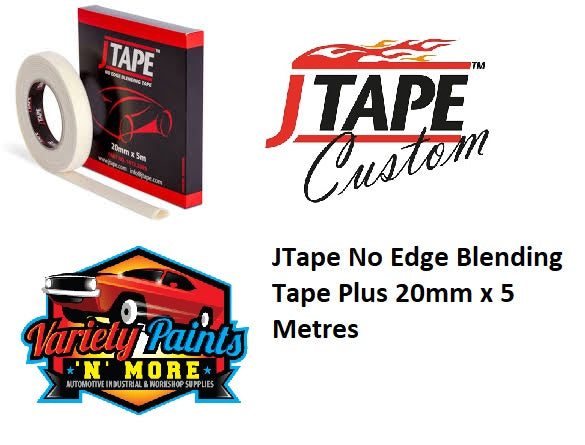 JTape No Edge Blending Tape Plus 20mm x 5 Metres