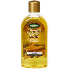 Triplewax Liquid Gold Self Drying Shampoo 500ml