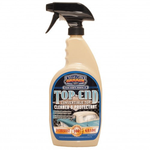 Top End Convertible Cleaner & Protectant 24oz Surf City Garage