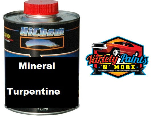 Variety Paints Mineral Turps 1 Litre