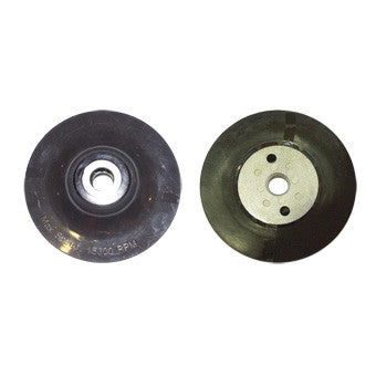 Velocity Angle Grinder Fibre Disc Back Up Pad 100mm X M10 Thread