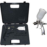 Velocity Mini Gravity Spray Gun Kit 1.0 & 1.2MM