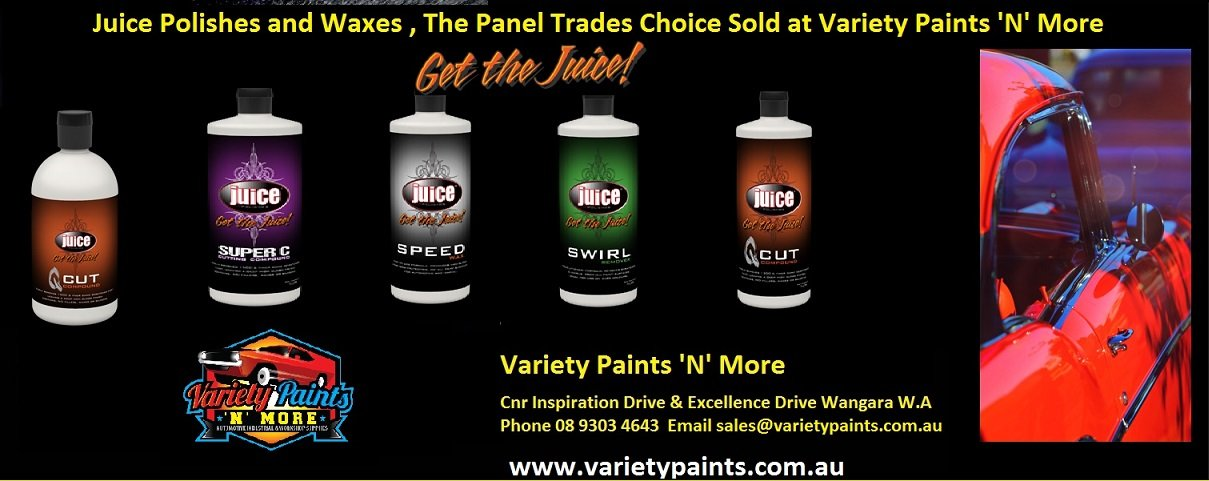Automotive Paint Supplies and Accessories Perth Western Australia