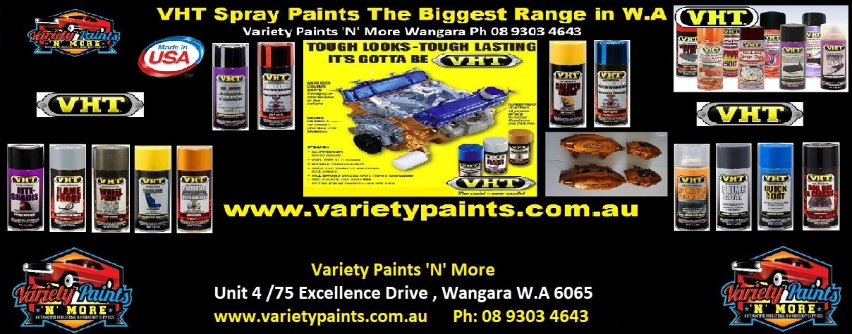 Variety Paints 'N' More