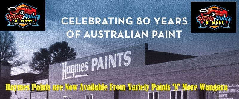 Automotive Paint Supplies and Accessories Perth Western ...