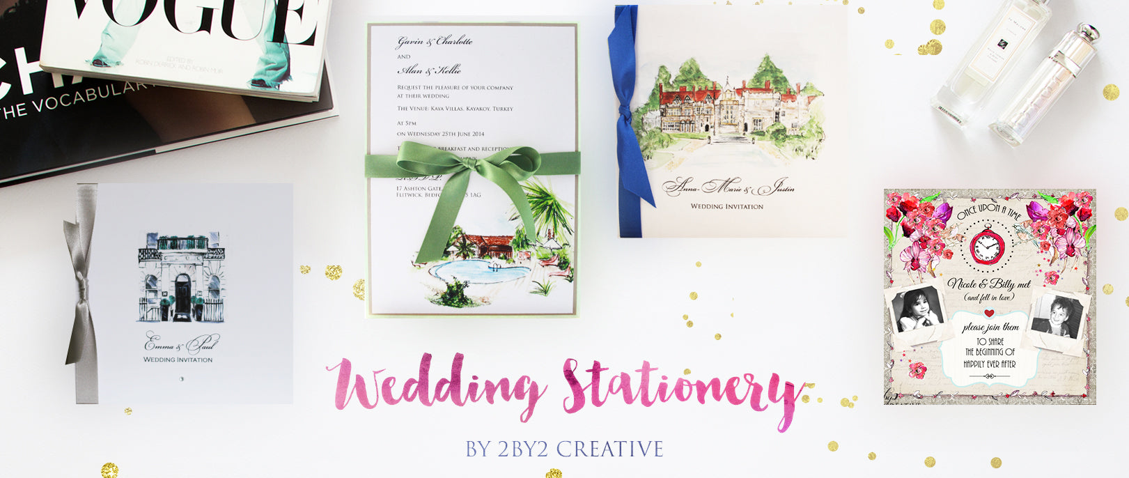 2by2 creative weddings