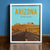 Arizona United States Travel Poster