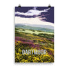 Dartmoor Fine art print - UNFRAMED