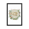 ARIES FRAMED FINE ART PRINT