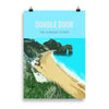 Durdle door fine art print - UNFRAMED