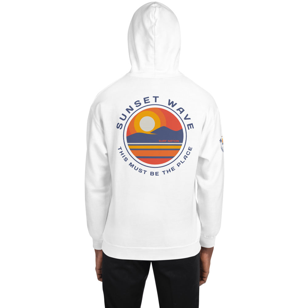 This must be the place Hoodie