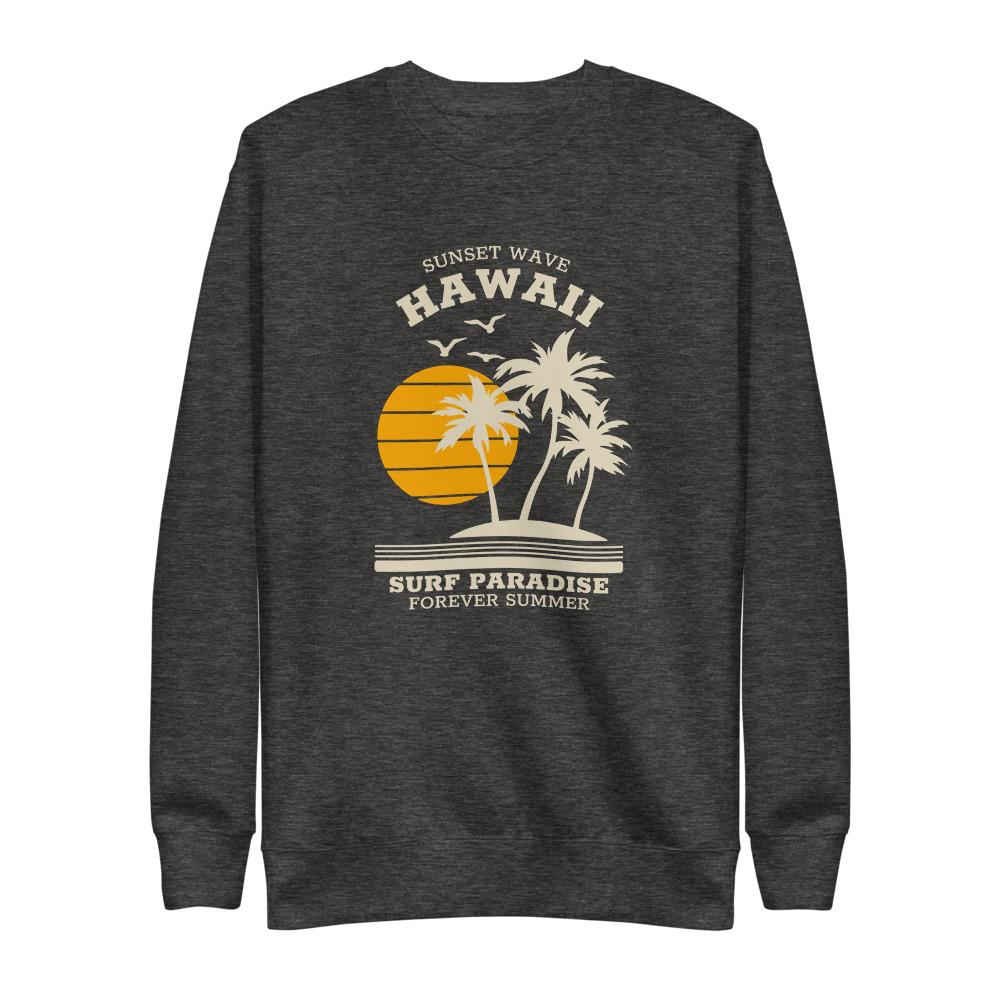 Hawaii Women's Fleece Pullover