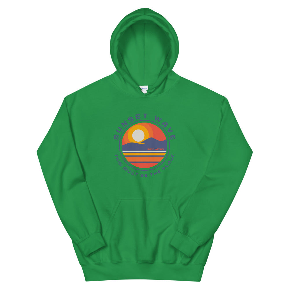 This must be the place Mens Hoodie