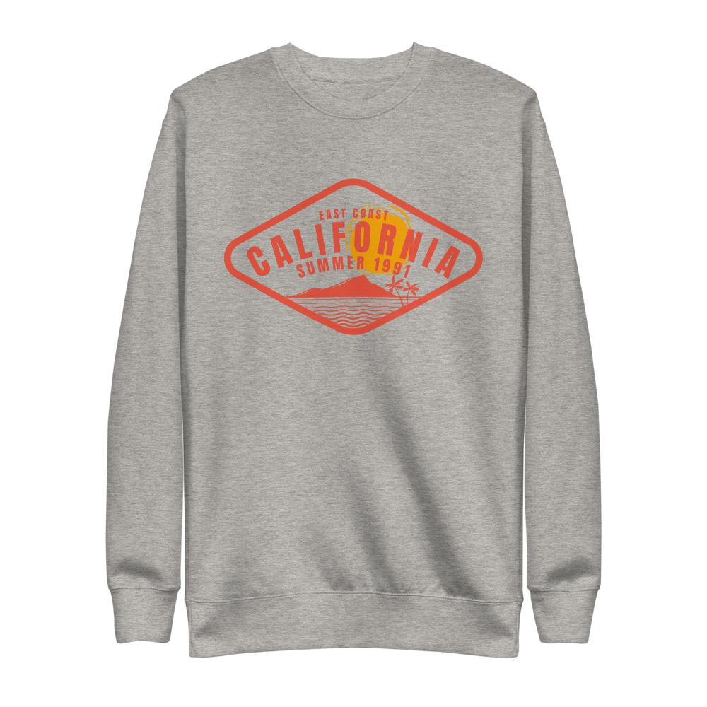 California Womens Fleece Pullover