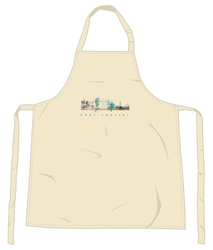Manchester 'Chef-chester' apron