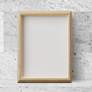 Oak A3 frame with a mount