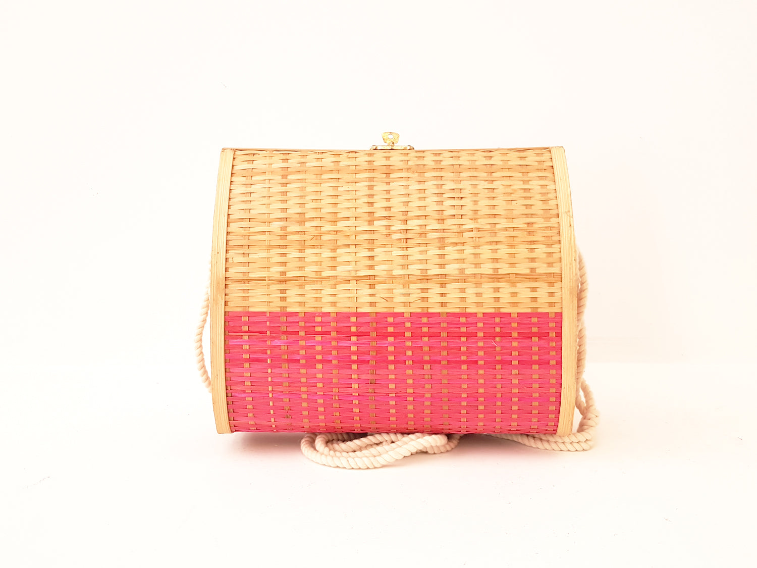 BAG MANACOR - Bolso Clutch de Tireta Pintado a Mano