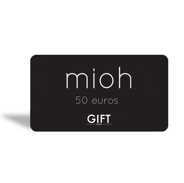 TARJETAS REGALO - Gift Card