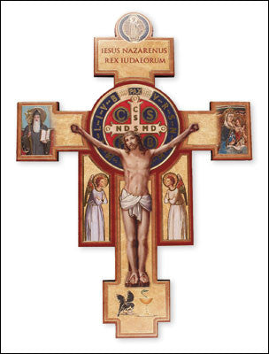 Benedictine Cross