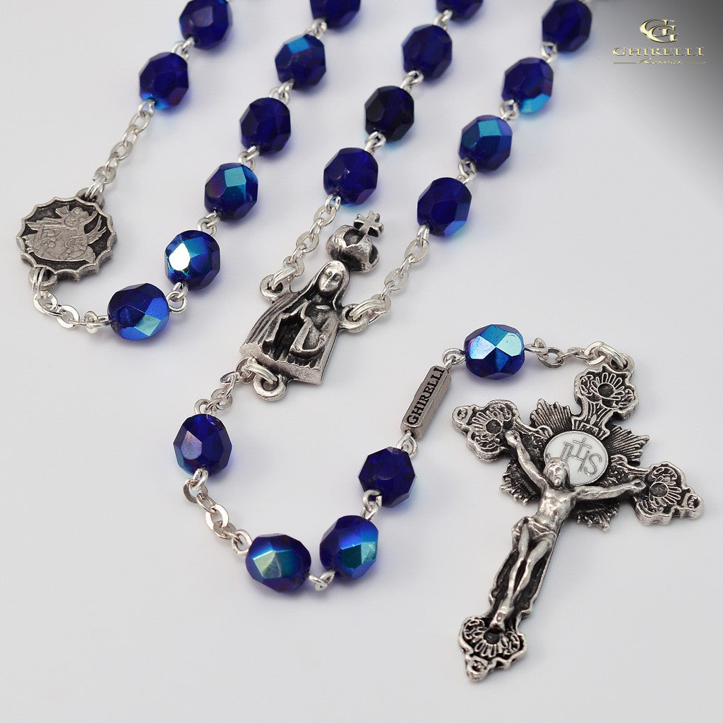 Official Rosary of  the 90th Anniversary of Fatima - 11032 - Louie's Gift Shop