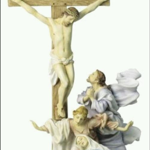 The Crucifixion by Veronese Collection - Louie's Gift Shop