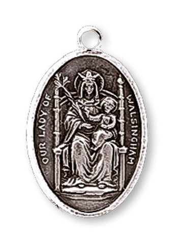 Our Lady of Walsingham Medal
